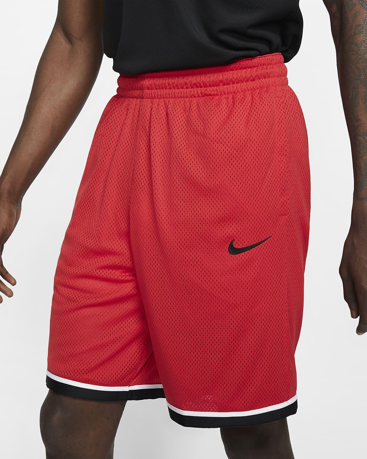 Klassisk Nike Dri-FIT-basketballshorts til mænd