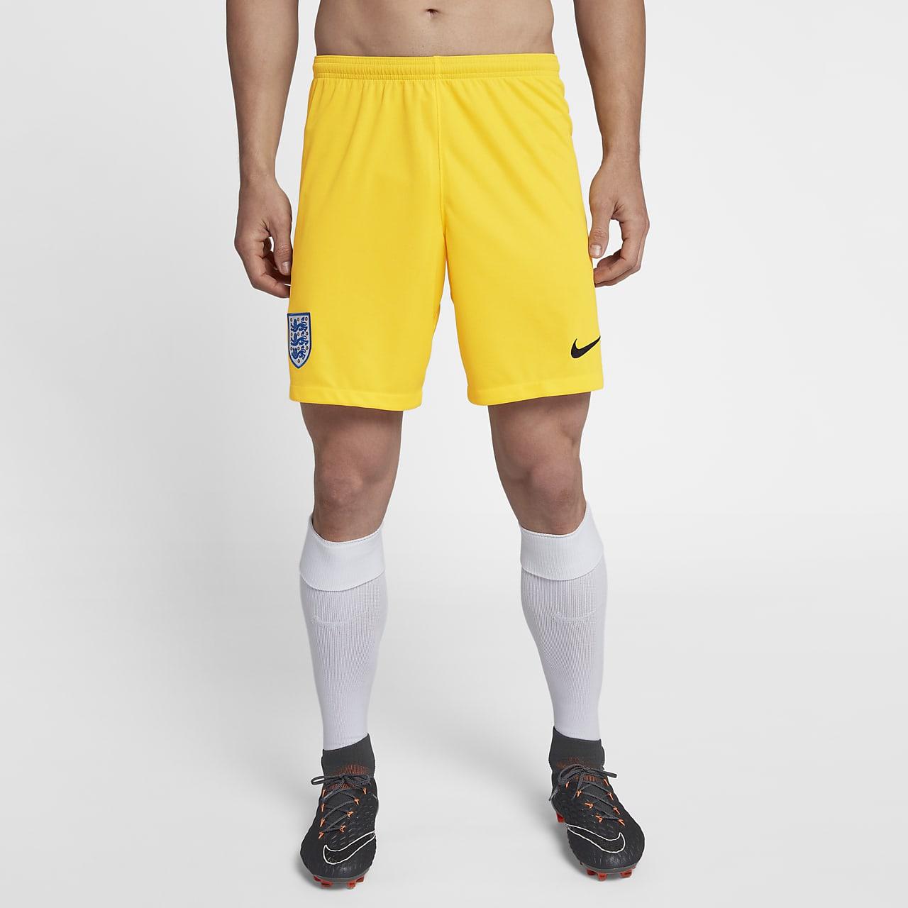 2018 England Stadium Goalkeeper Men's Football Shorts