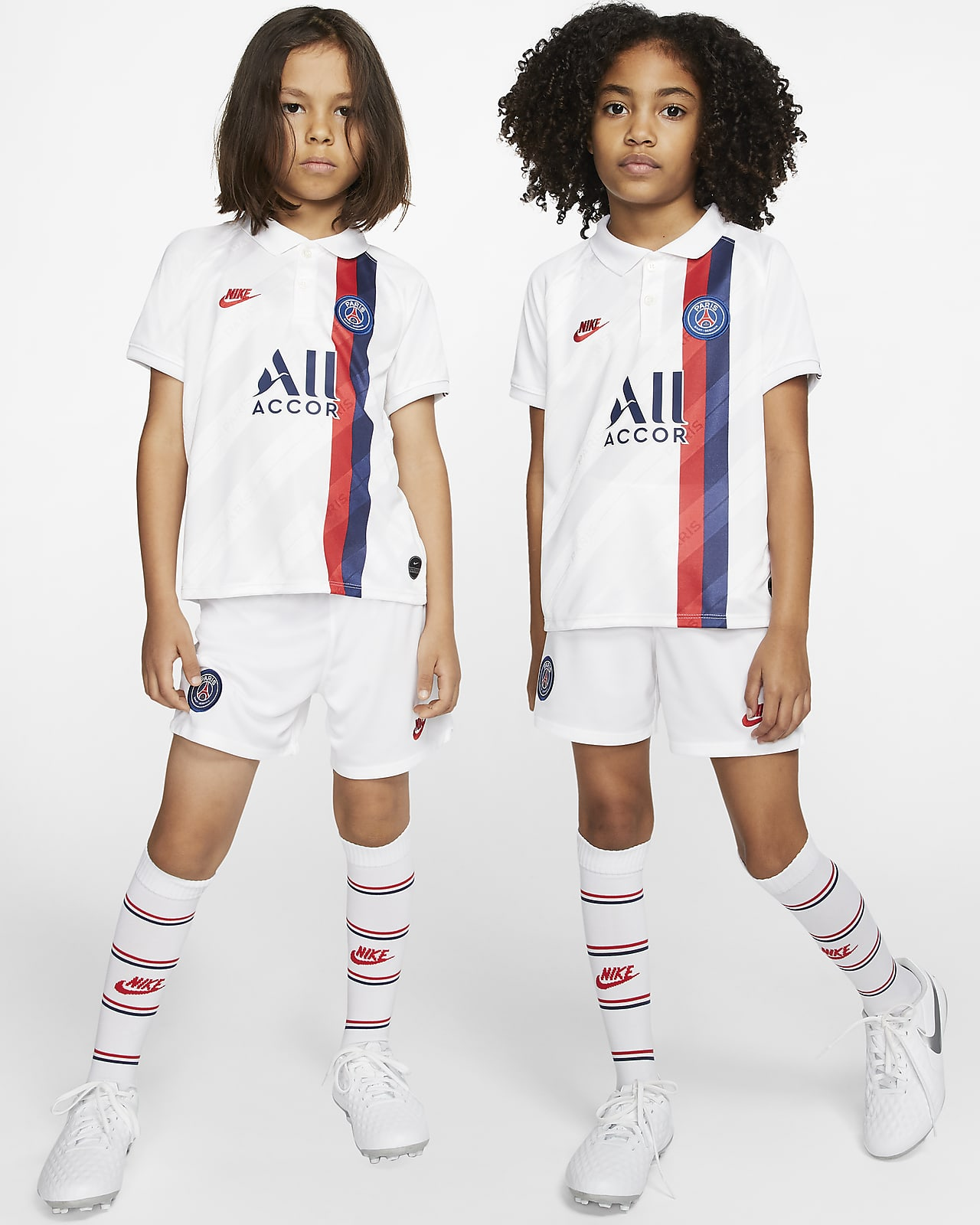 Paris Saint-Germain 2019/20 Third Fußballtrikot-Set für jüngere Kinder