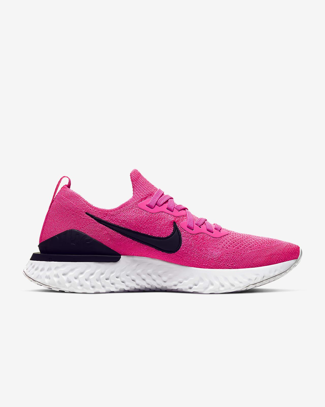 nike mujer zapatillas rosa