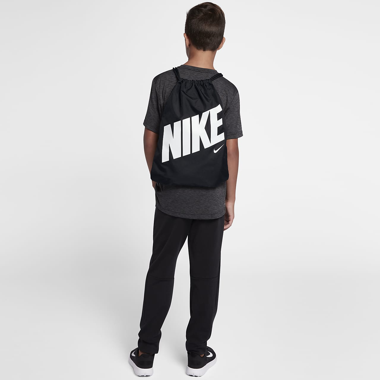 sesión Equipar A escala nacional  Nike Kids' Graphic Gym Sack. Nike JP