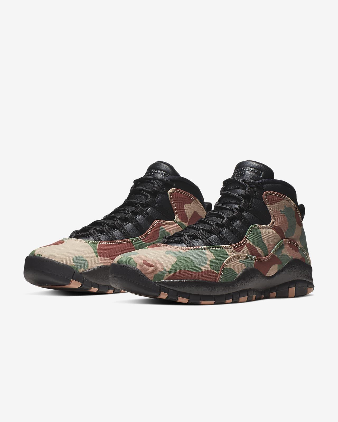 Air Jordan 10 Retro Men's Shoe. Nike MY