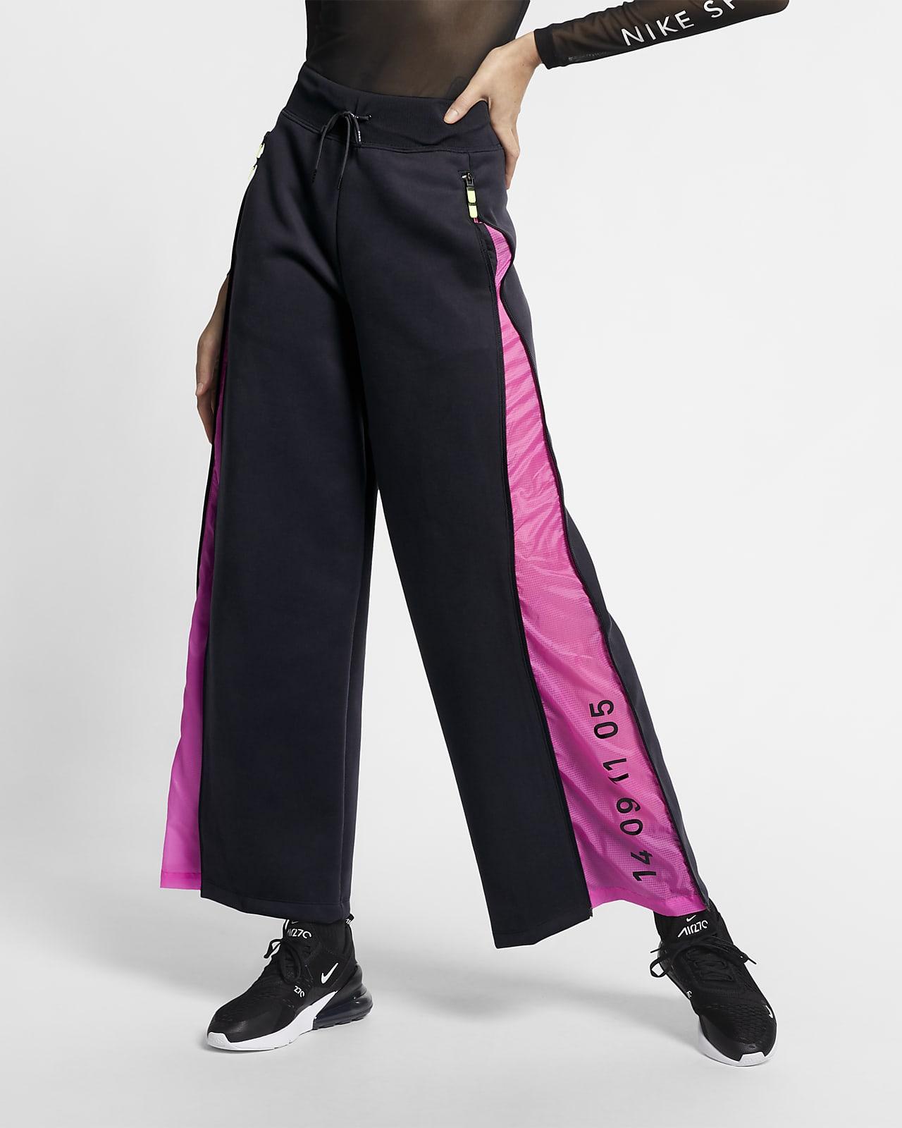 Ver a través de Referéndum Bigote  Nike Sportswear Tech Pack Women's Fleece Trousers. Nike LU