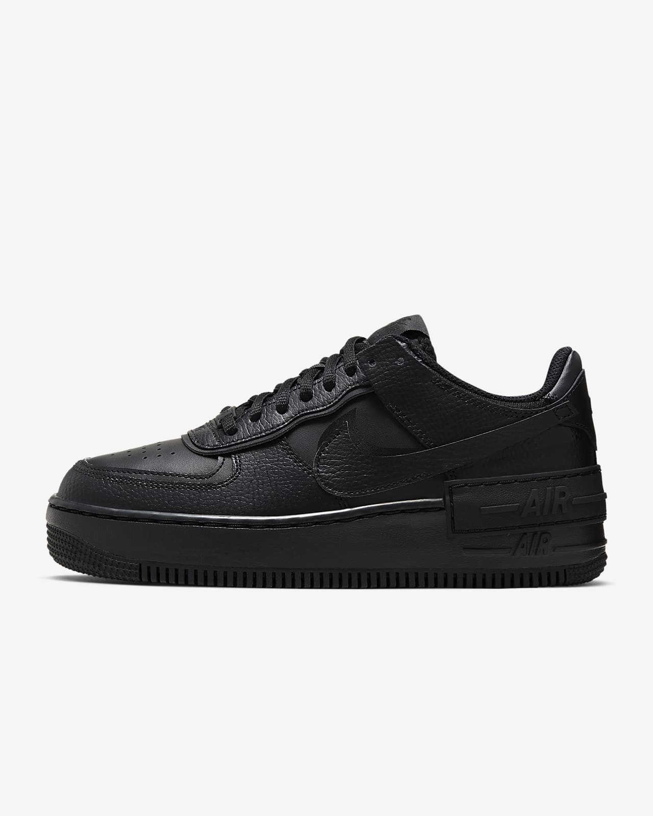 nike air force 1 shadow blanche femme