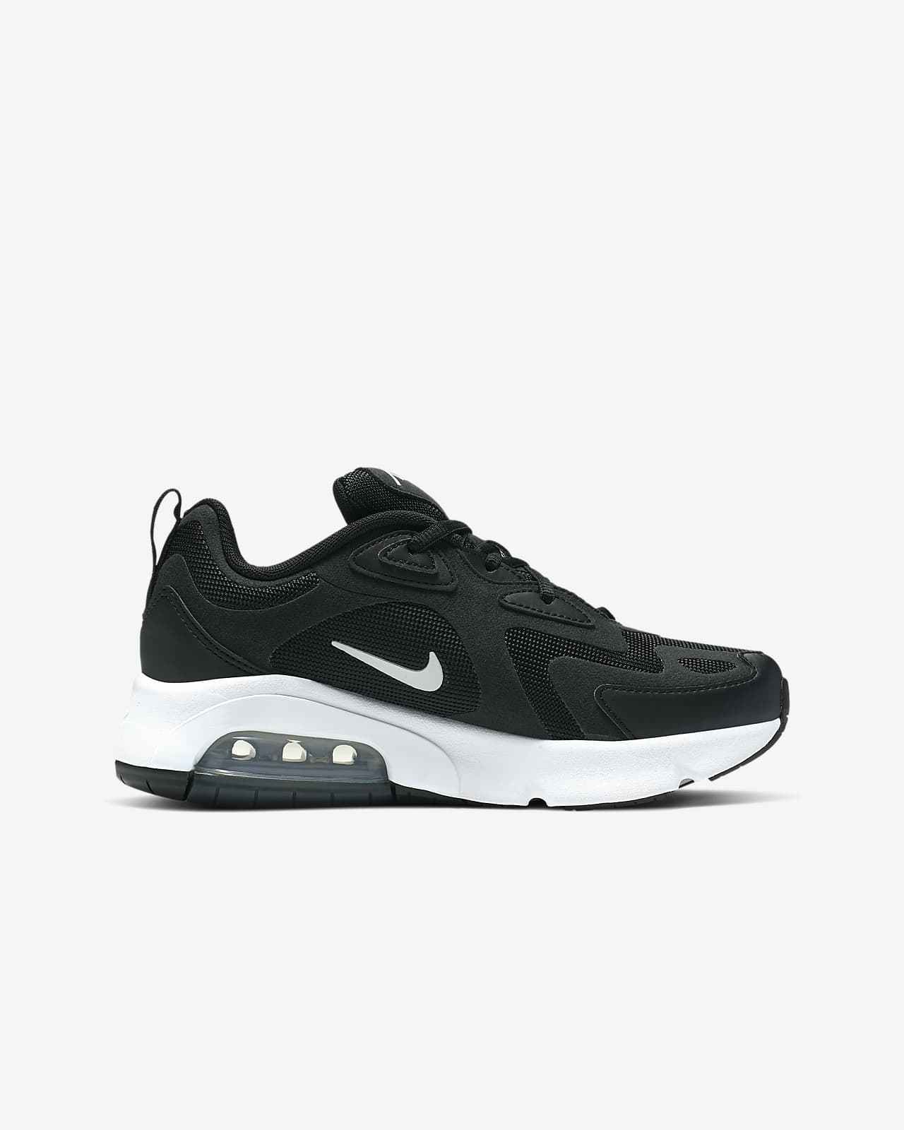 nike air max 200 sneakers bianche