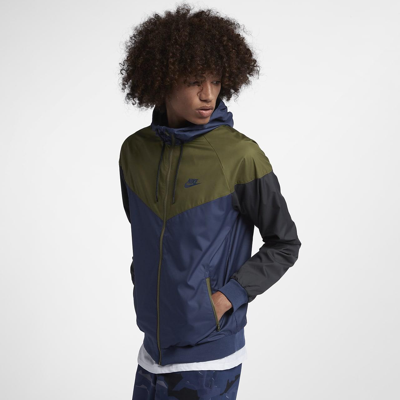 Nike Windrunner Men's Jacket. Nike ID