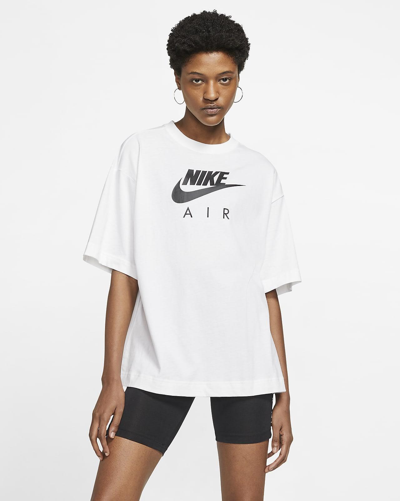 Nike Air Damestop met korte mouwen