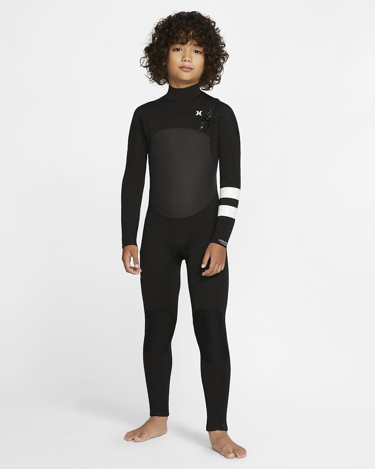 Hurley Advantage Plus 4/3mm Fullsuit Kids'' Wetsuit
