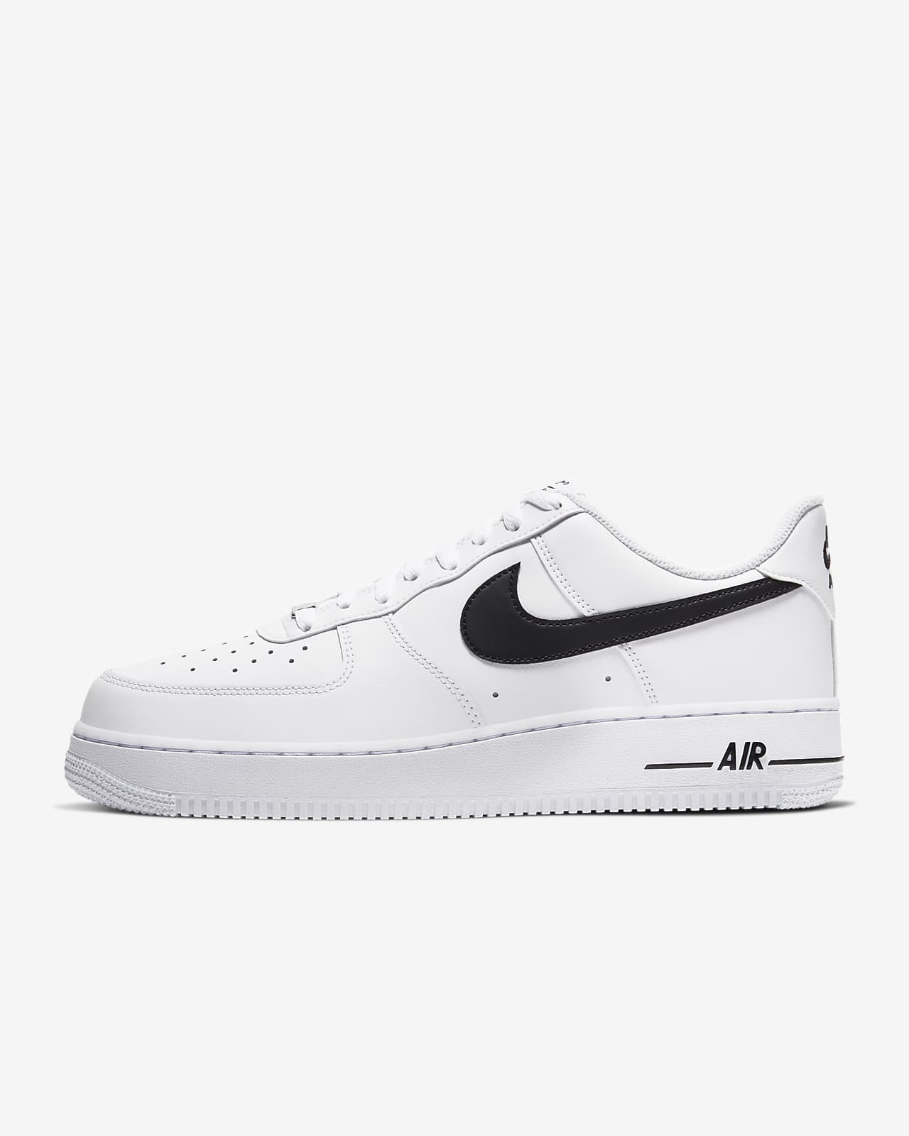 air force 1 in tessuto