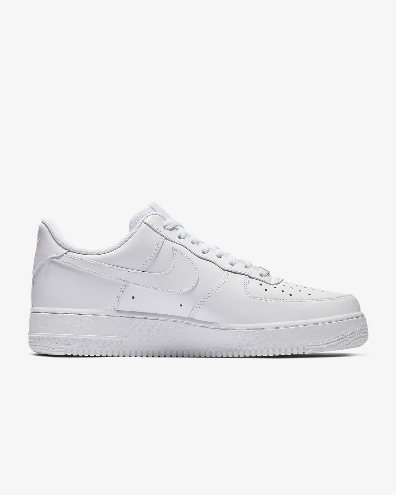 air force 1 blanca