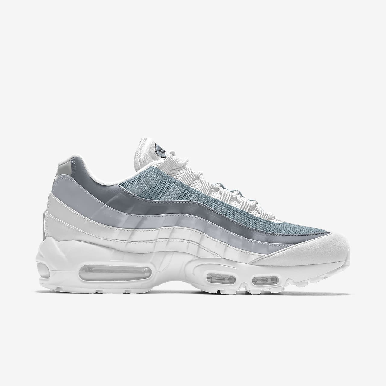 Nike Air Max 95 iD Winter White Men's Shoe