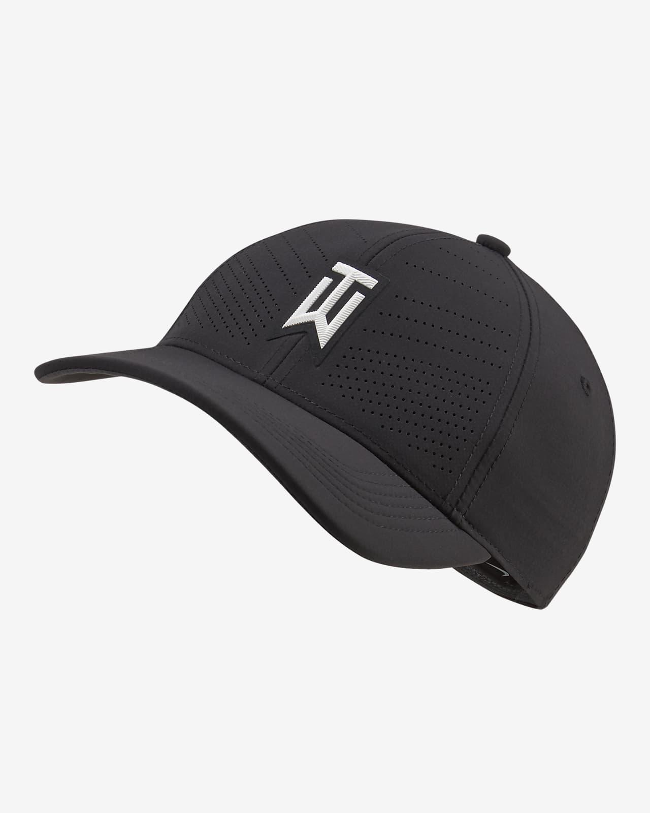 Nike AeroBill Tiger Woods Heritage86 Golf-Cap. Nike DE