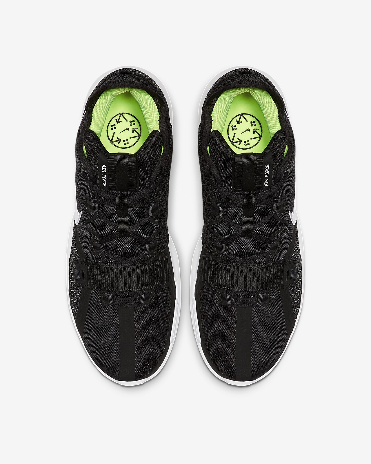 zapatillas nike air force max low