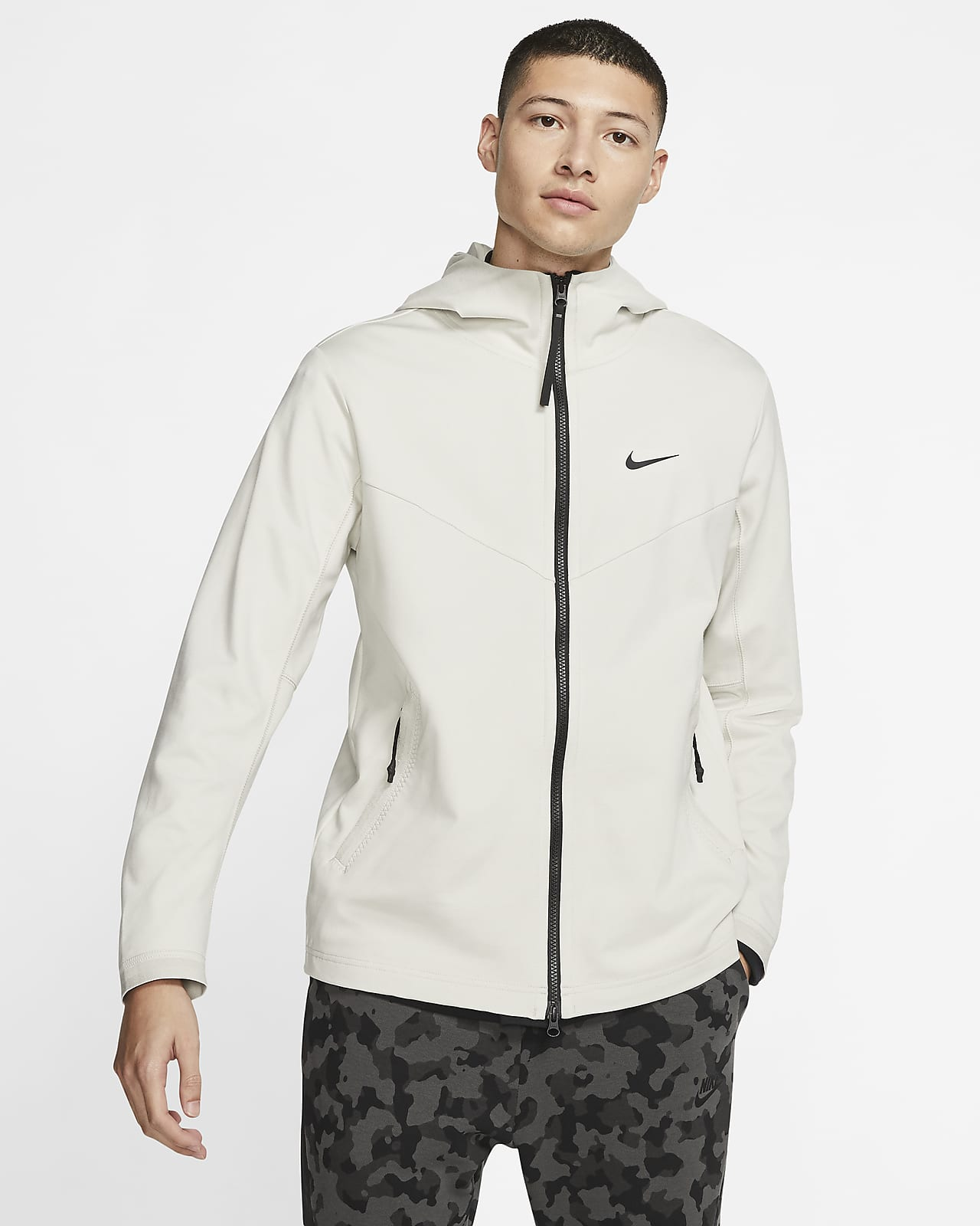 hormigón escucho música Cosquillas  Nike Sportswear Tech Pack Men's Hooded Full-Zip Jacket. Nike SA