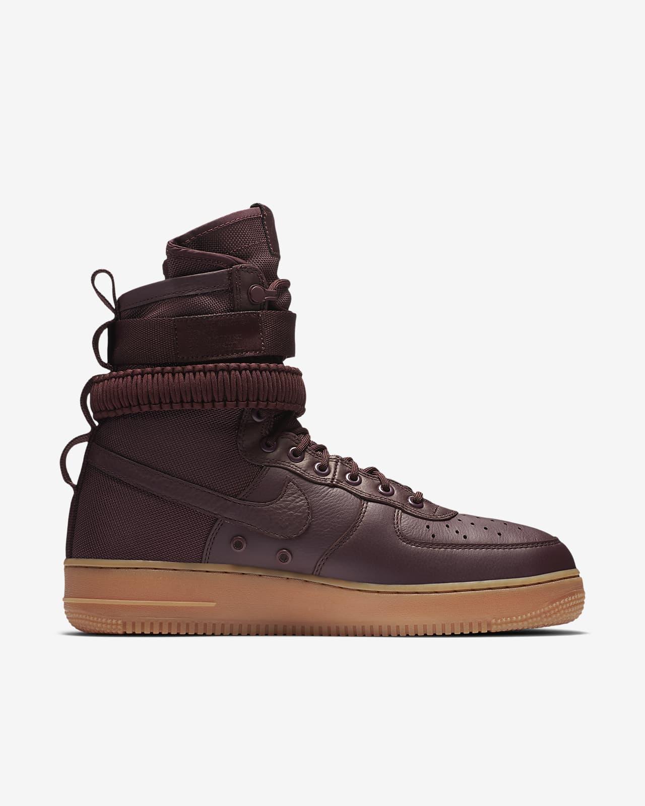 Nike SF Air Force 1 Men's Boot. Nike.com