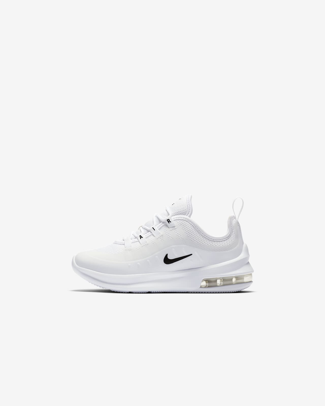 air max axis w blanche