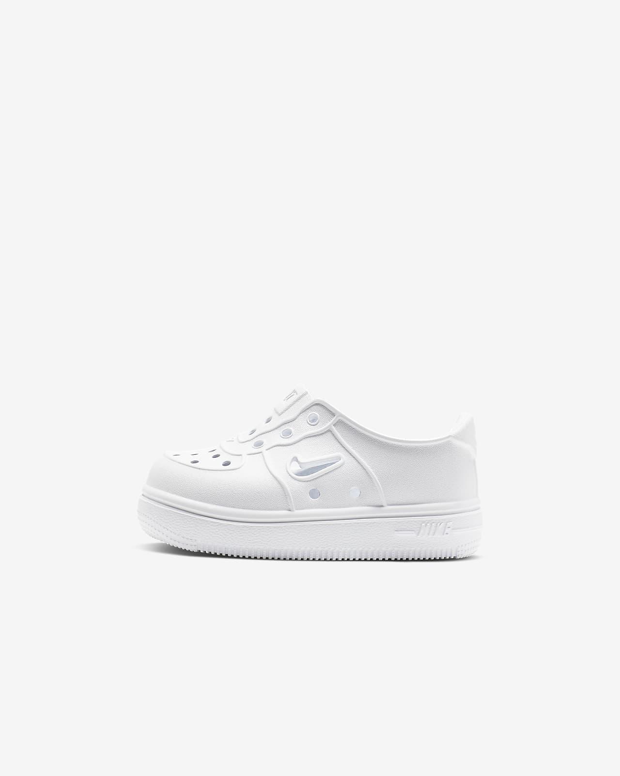 Nike Foam Force 1 Schuh für Babys und Kleinkinder