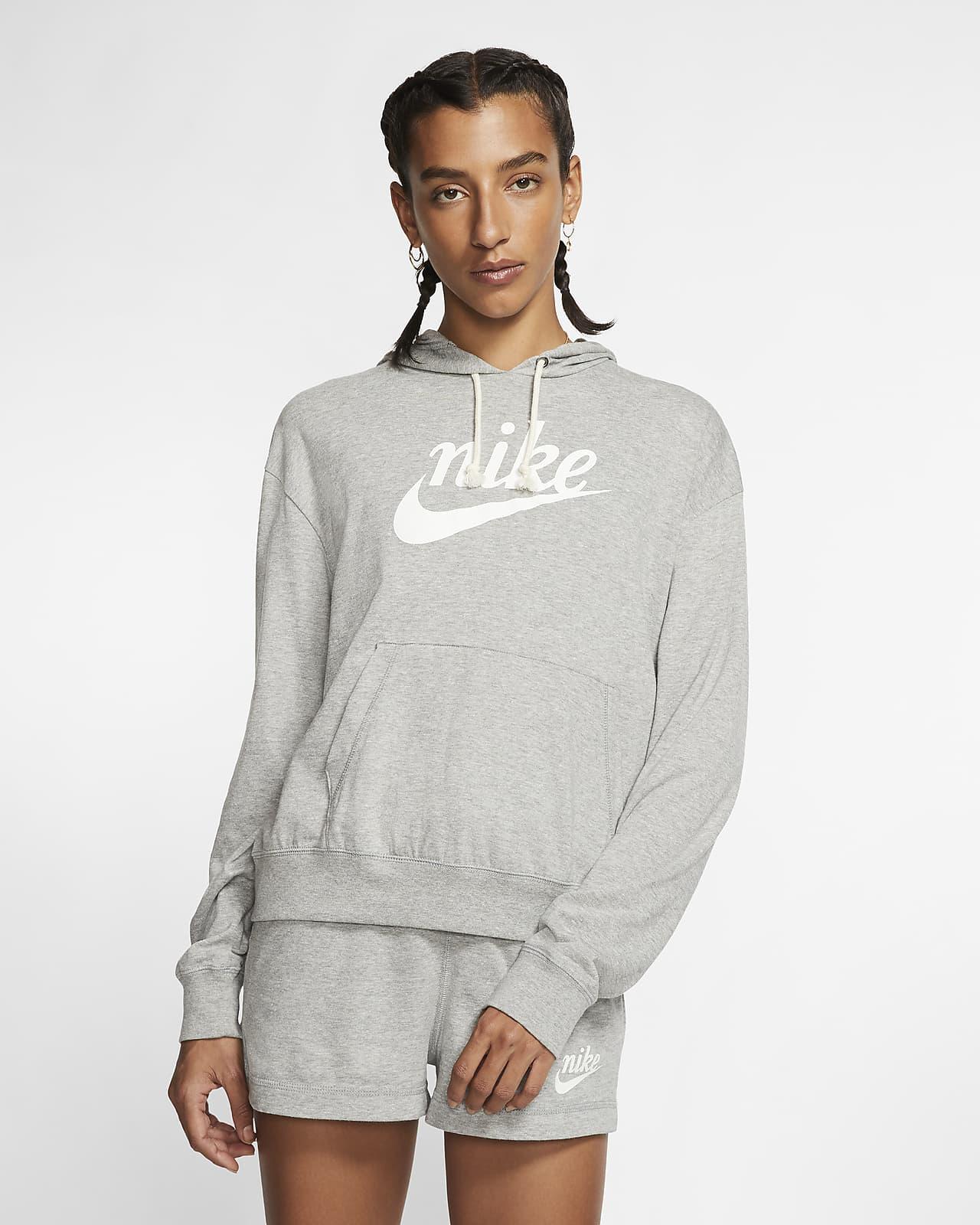 Mecánicamente arrebatar pavimento  Sudadera con capucha para mujer Nike Sportswear Gym Vintage. Nike.com