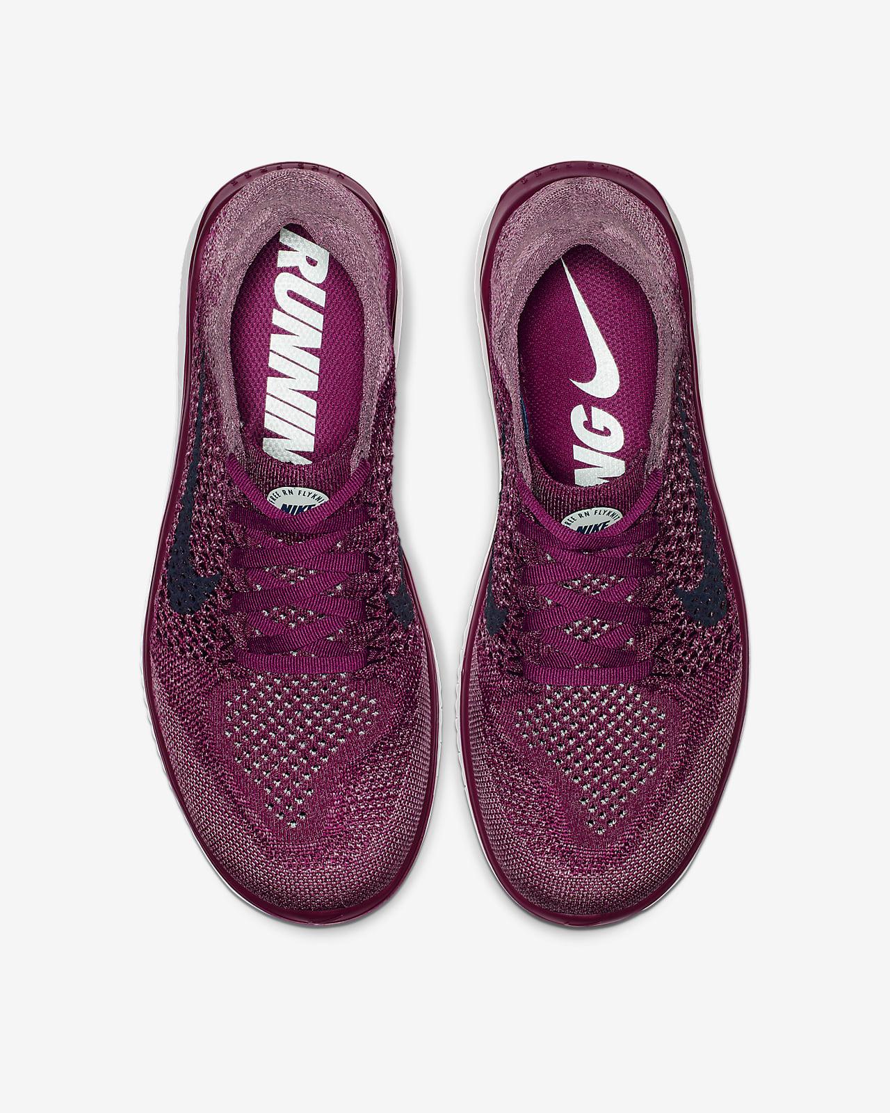 nike free rn flyknit 2018 ladies running trainers