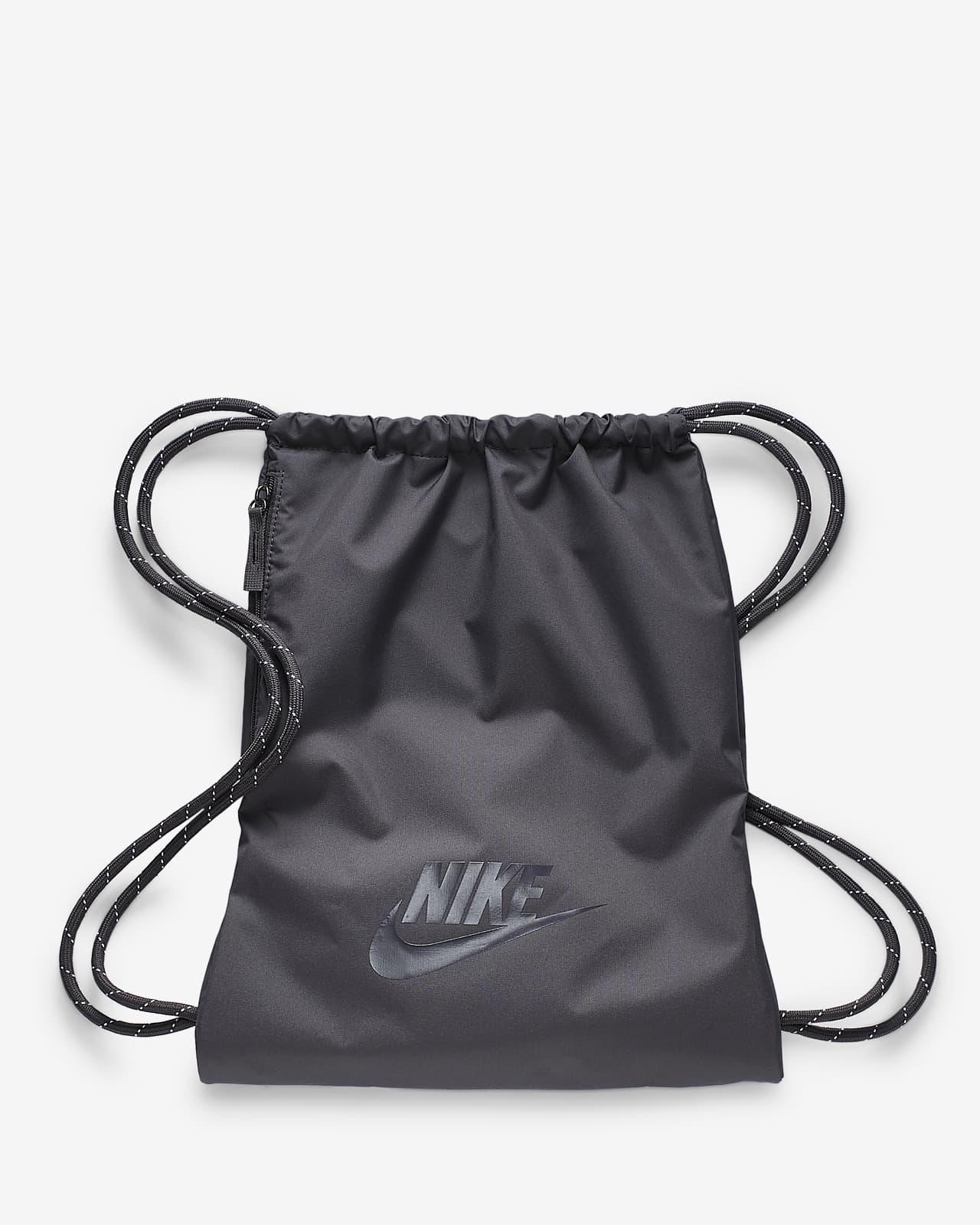 Traición Por lo tanto espacio  Nike Heritage 2.0 Gymsack. Nike NO