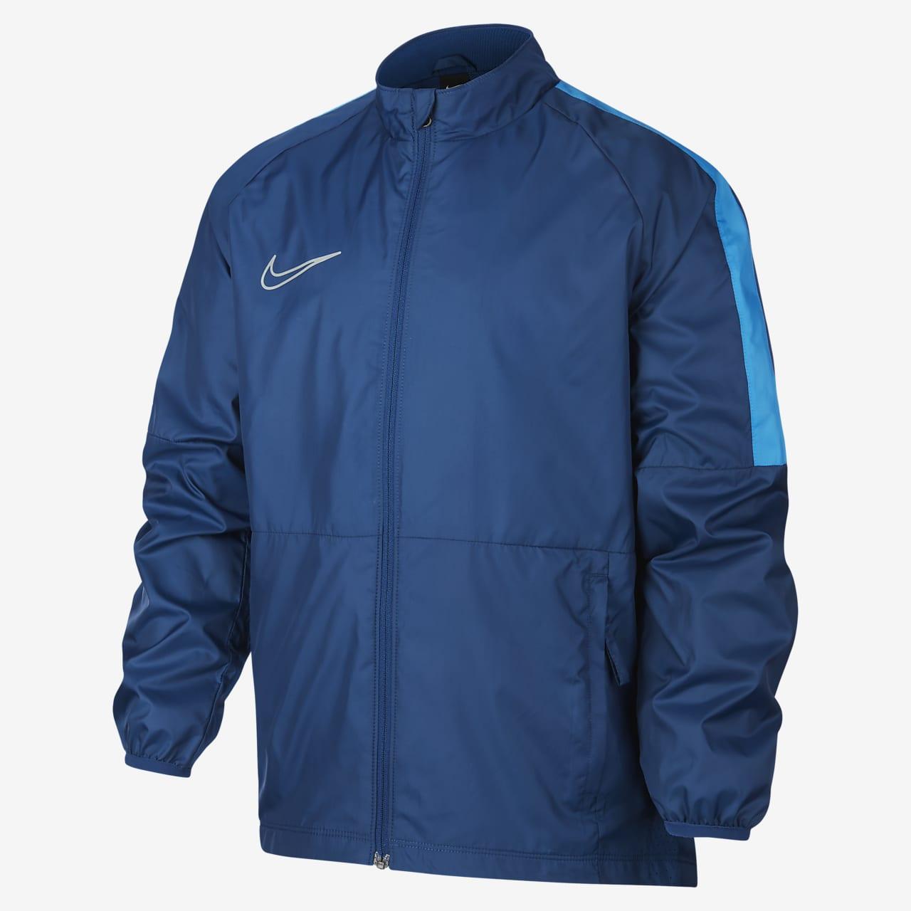 Rey Lear Pila de Rechazado  Nike Repel Academy Chaqueta de fútbol - Niño/a. Nike ES