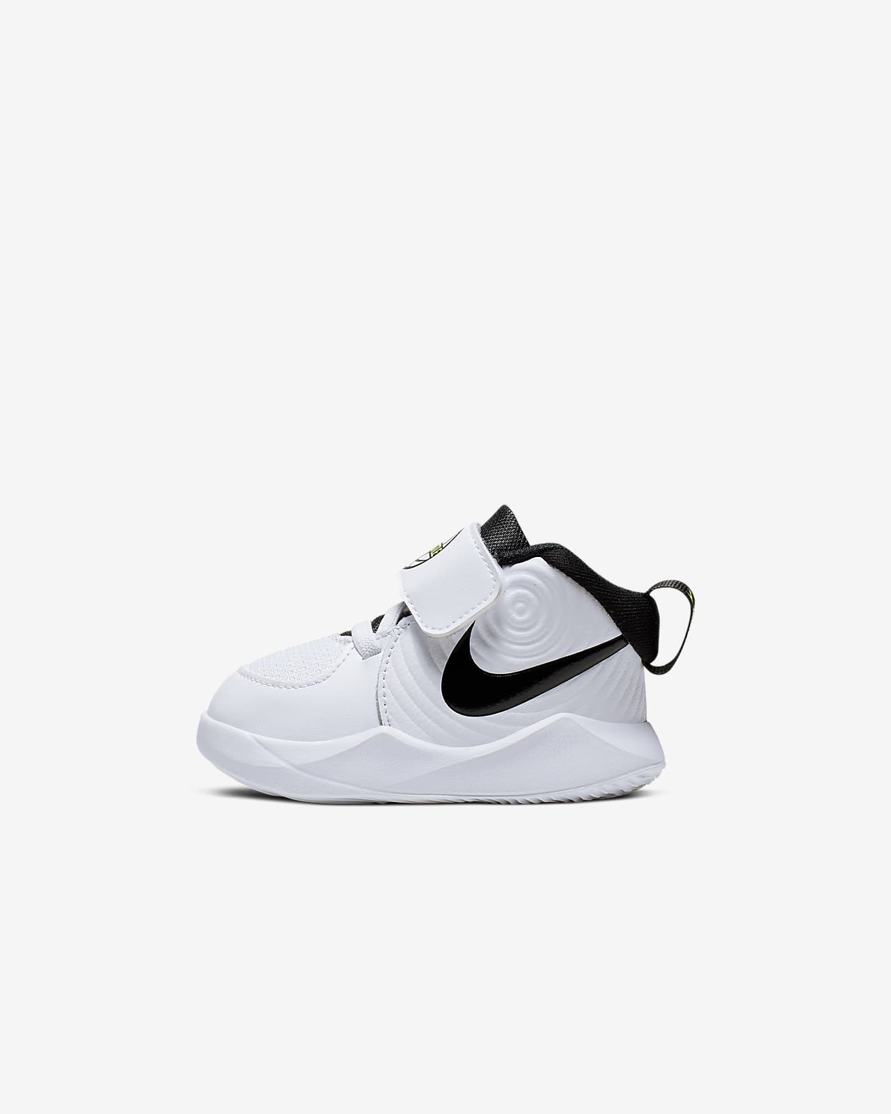 Nike Team Hustle D 9 Baby & Toddler Shoe
