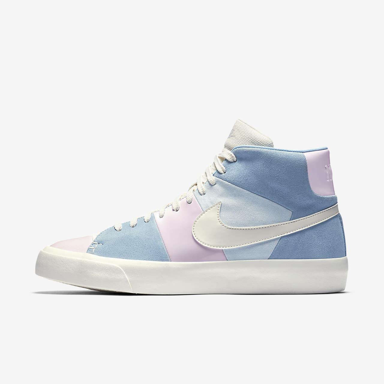 Perforación Imitación temporal  Nike Blazer Royal Easter QS Men's Shoe. Nike IN