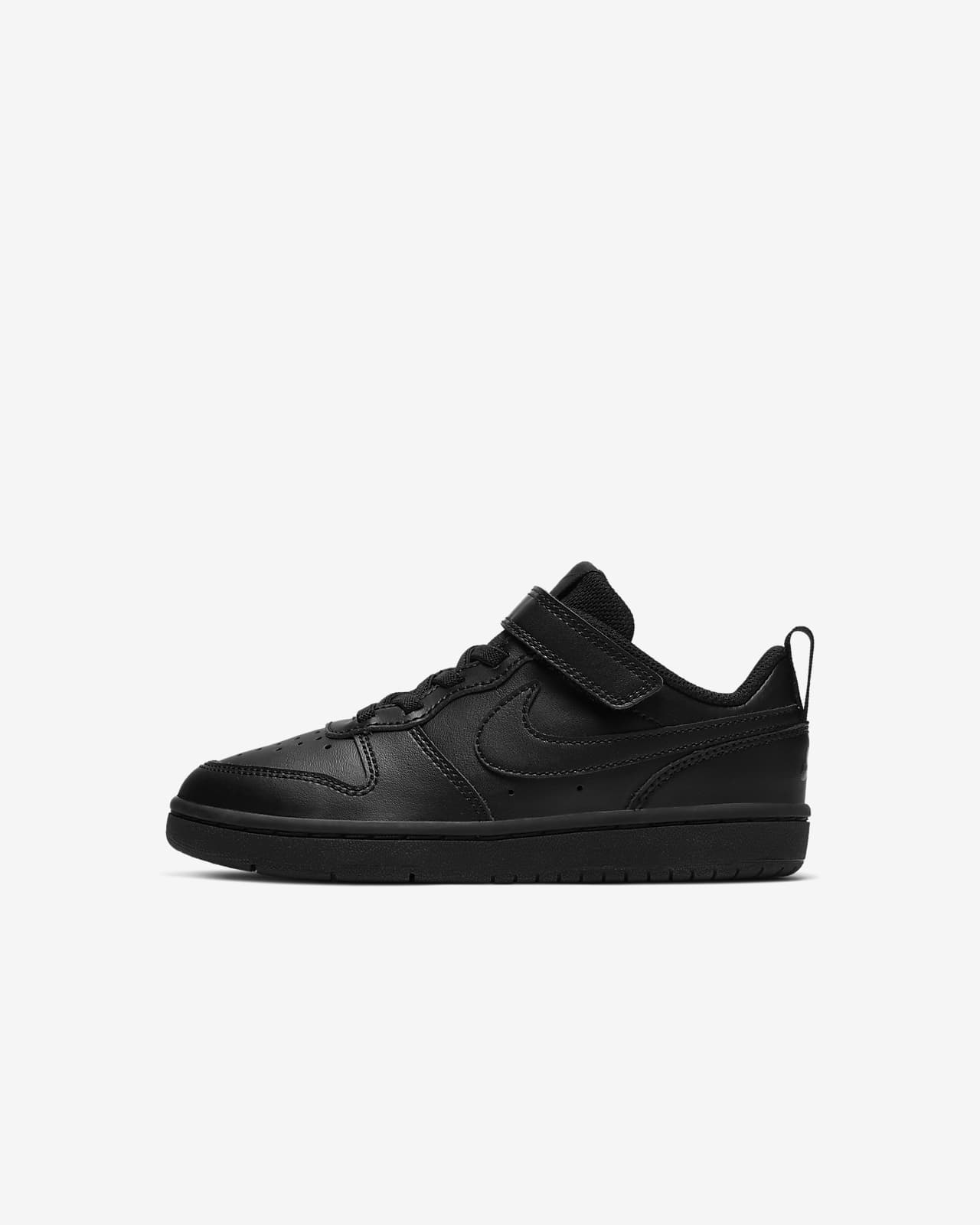 nike court borough low 2 zapatillas unisex niños