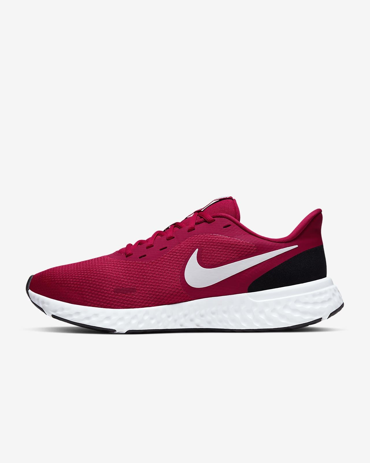 zapatos hombre nike rojo