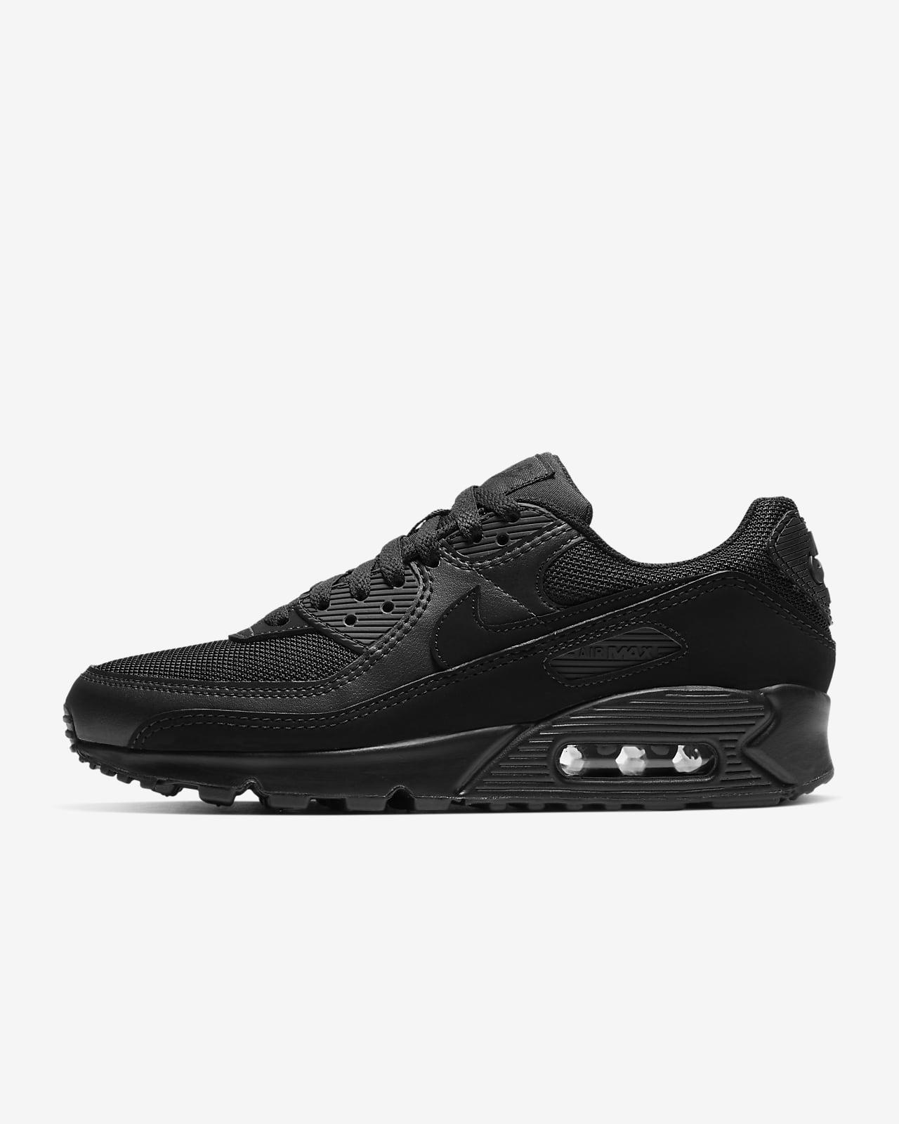chaussure nike femme noire