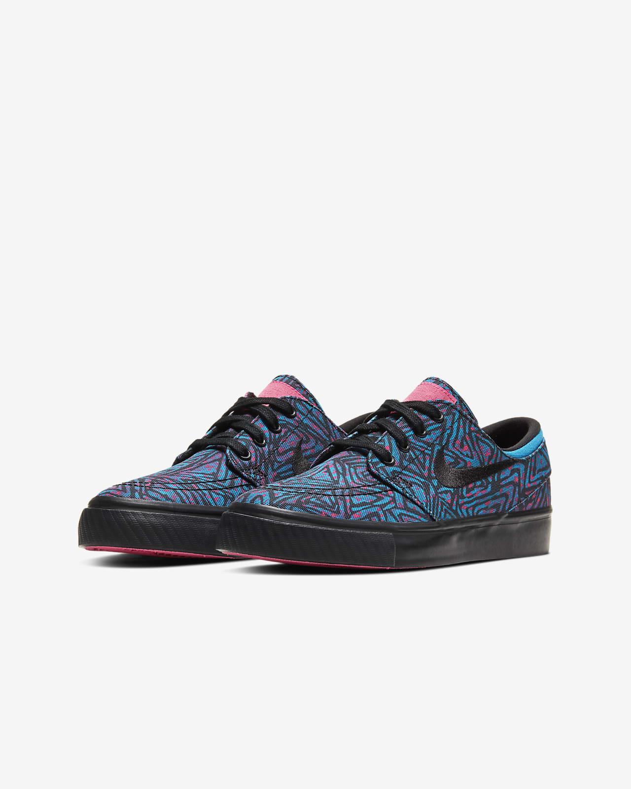 Nike SB Stefan Janoski Canvas Premium Skateboardschuh für jüngere Kinder