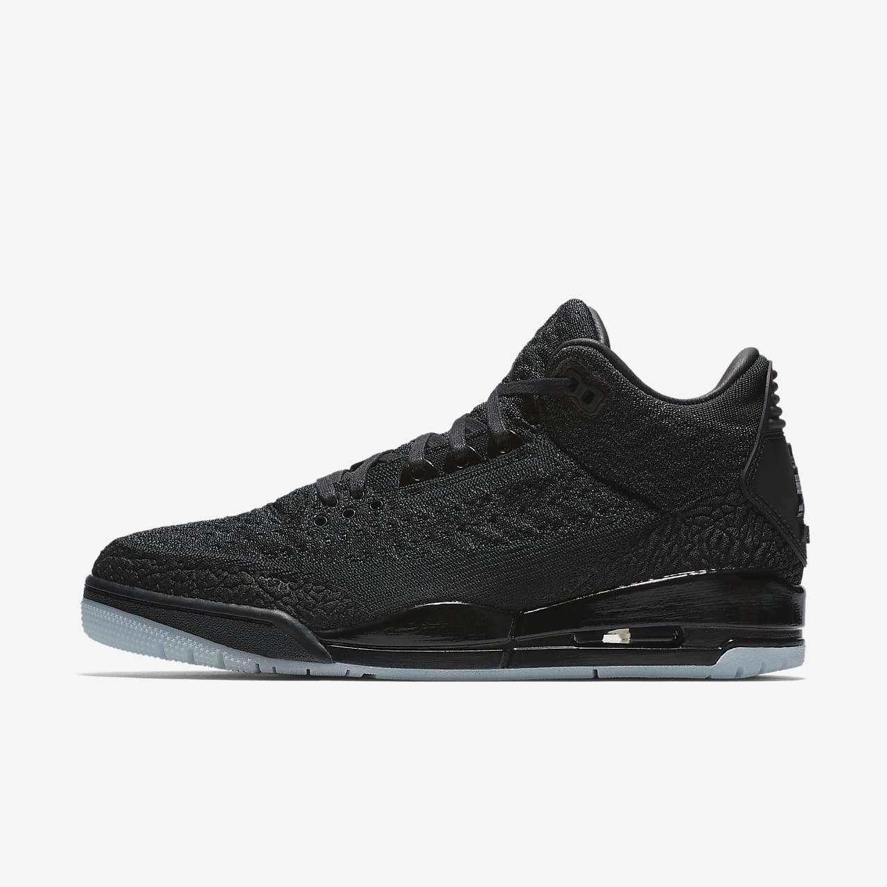 Air Jordan 3 Retro Flyknit Men's Shoe