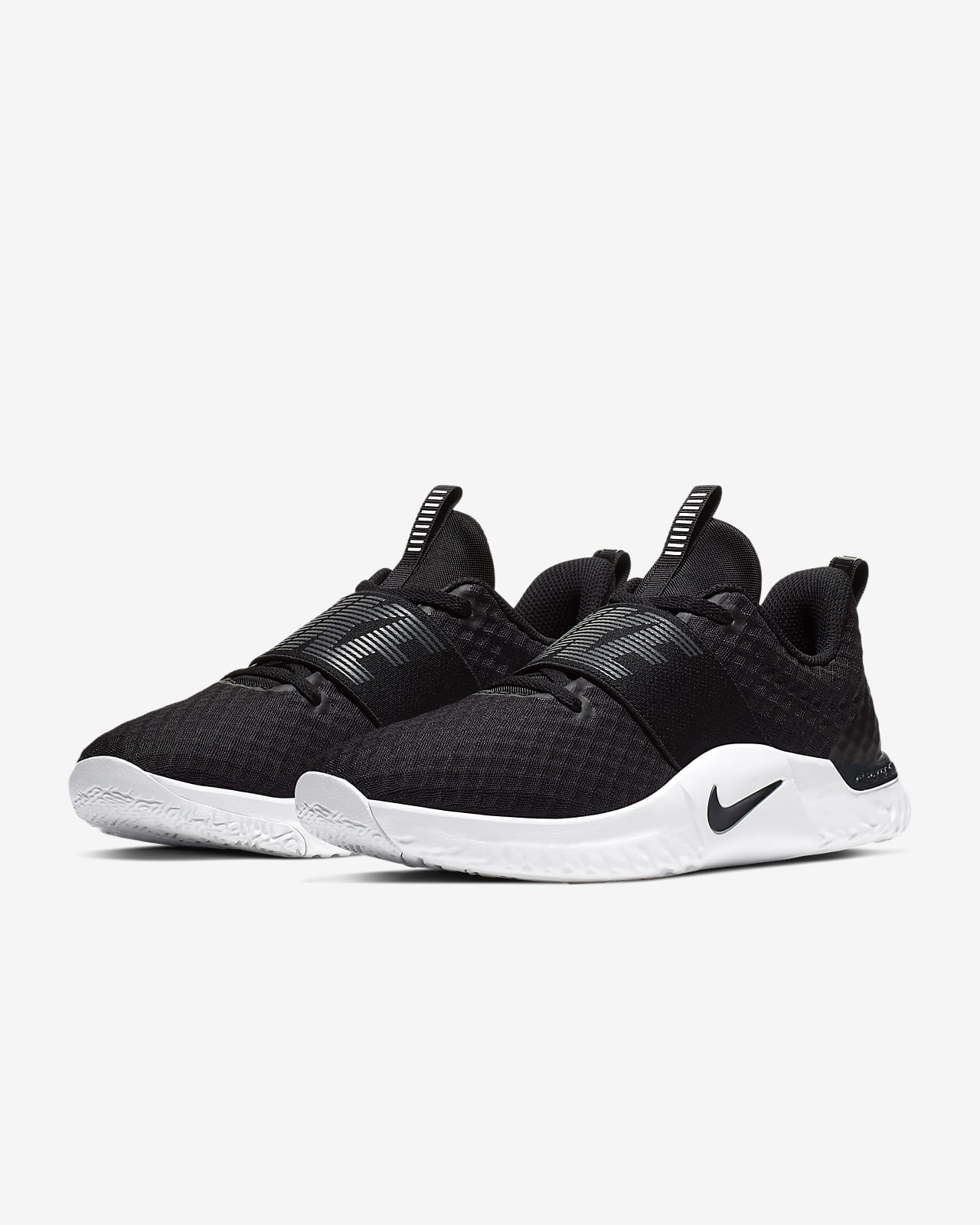 Adaptable Nike Air Max 270 Retro Black White Men's Casual
