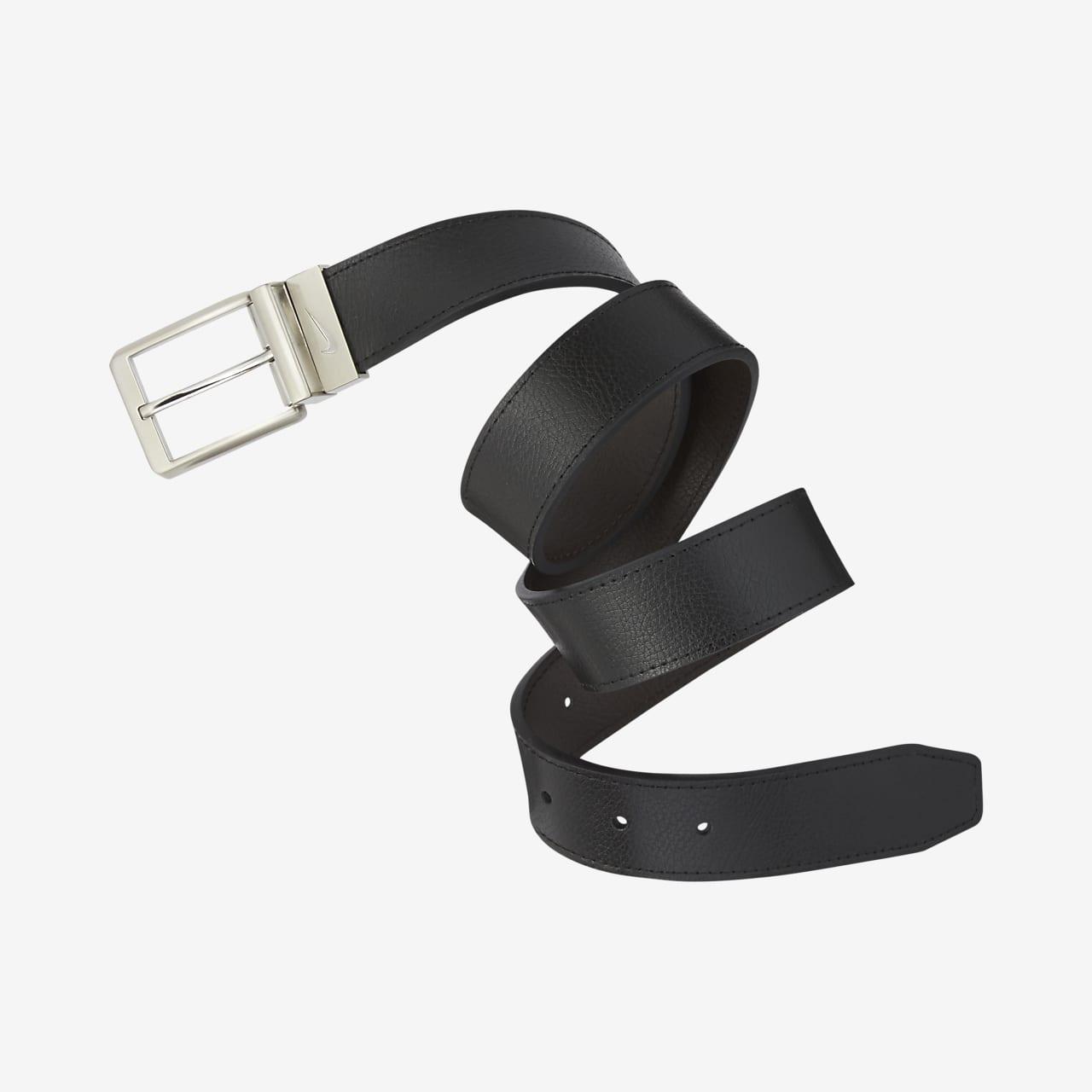 Cinturón de golf reversible para hombre Nike Core