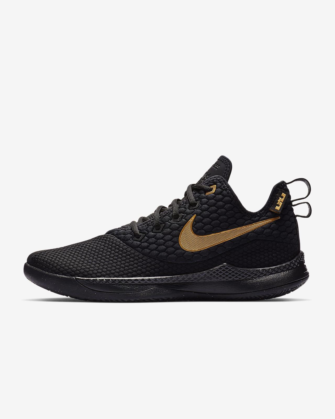 LeBron Witness III Men's Shoe. Nike GB