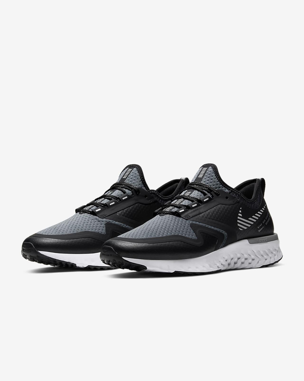 un poco Monet Maestría  Nike Odyssey React Shield 2 Men's Running Shoe. Nike LU