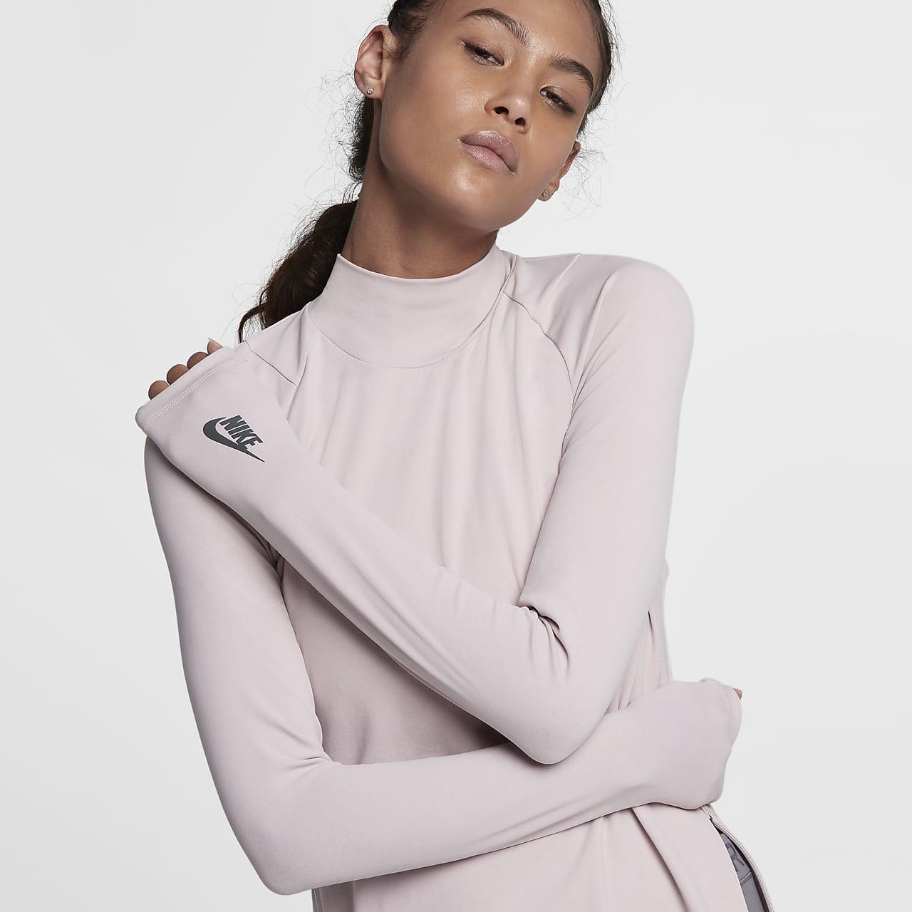 NikeLab Essentials Mock Neck Women's Top