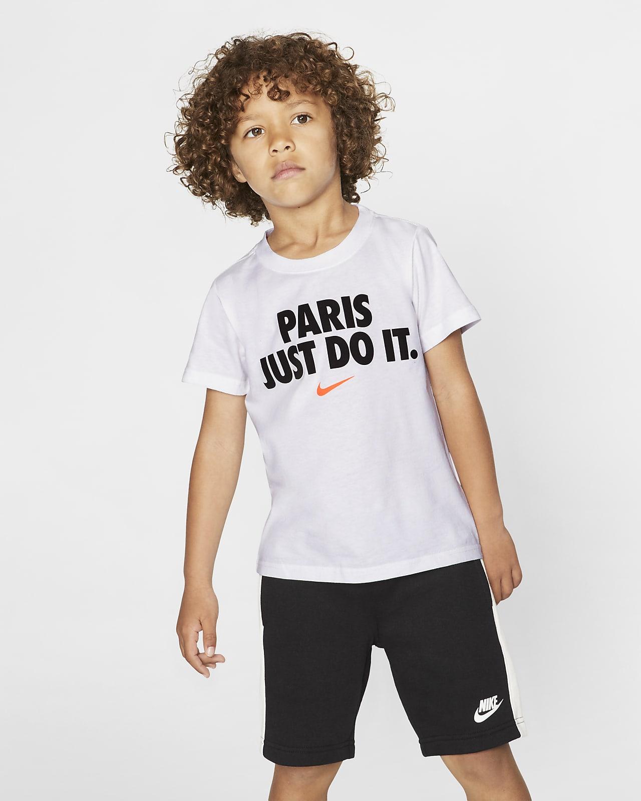 T-shirt JDI Nike para criança