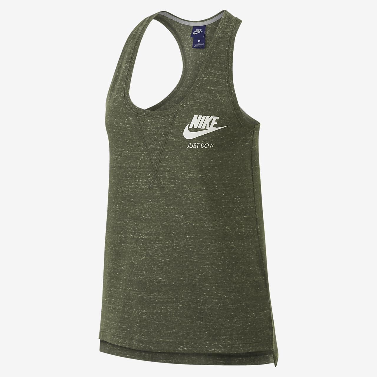 Débardeur Nike Sportswear Gym Vintage pour Femme