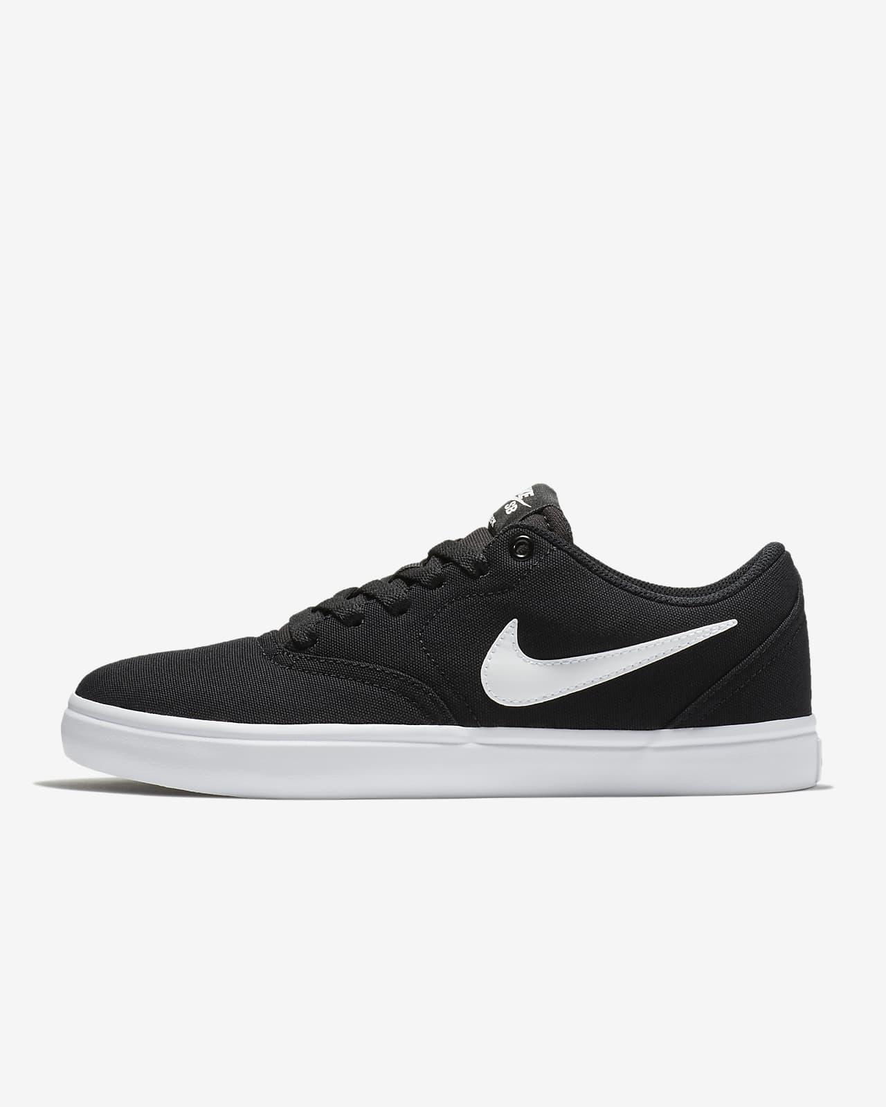 Nike Sb Check Solarsoft Canvas Women S Skateboarding Shoe Nike Com