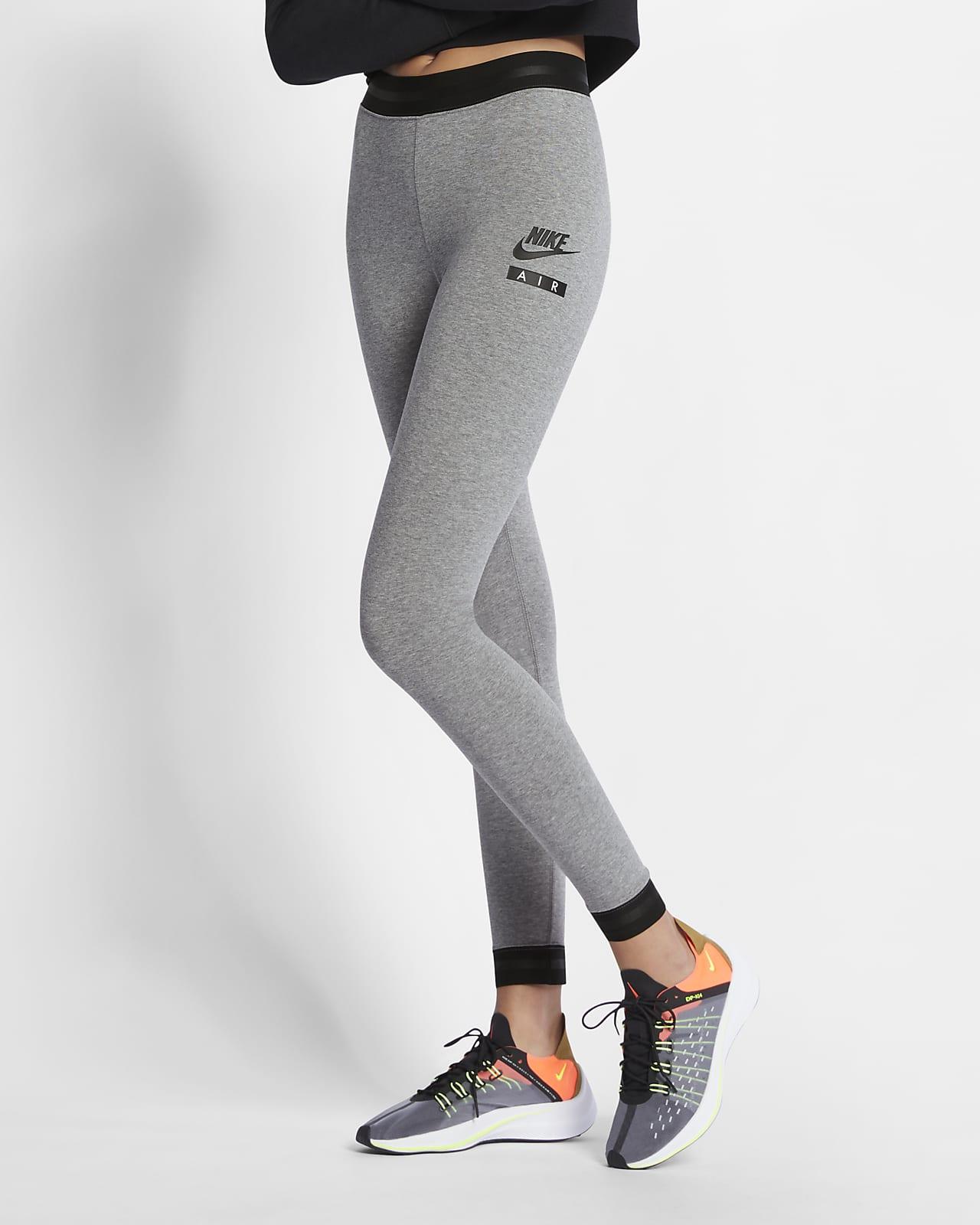 Женские леггинсы с высокой посадкой Nike Air
