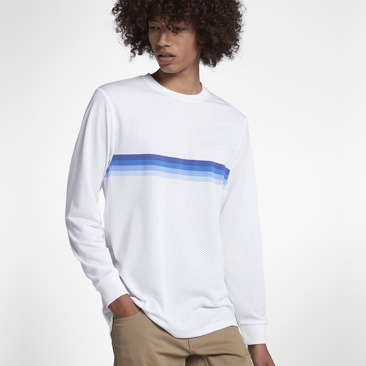 Nike SB x Quartersnacks Dri-FIT Men's Long-Sleeve Skateboarding Top