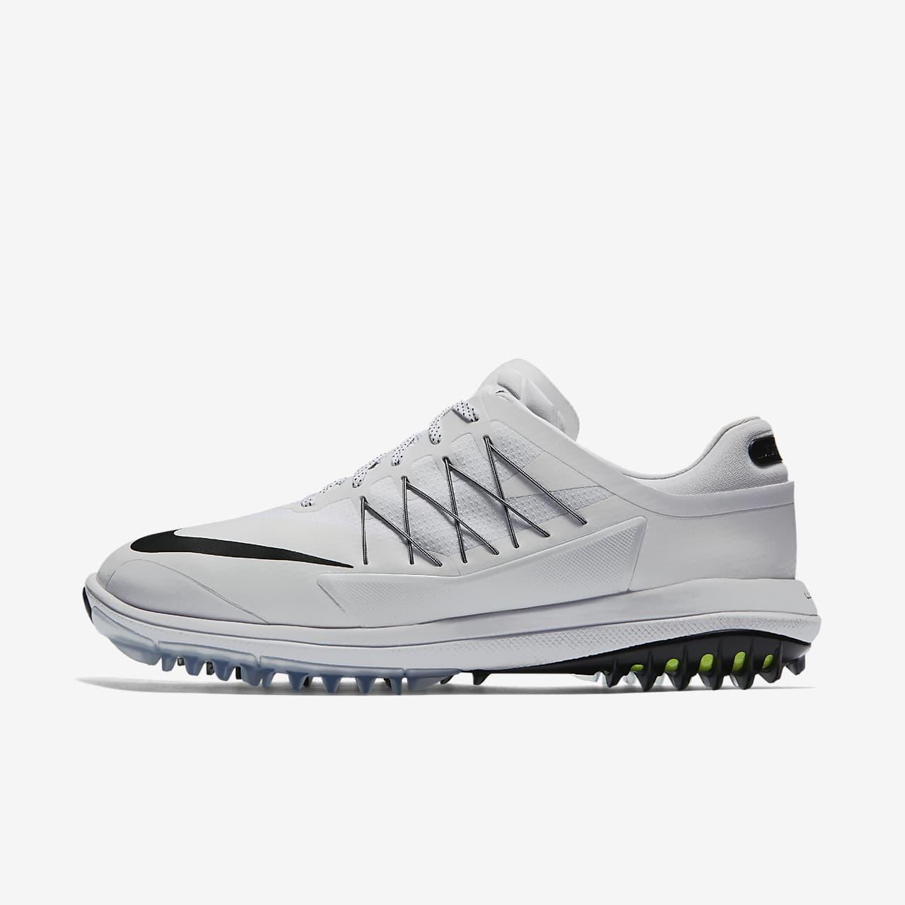 Nike Lunar Control Vapor (Wide) Men's Golf Shoe