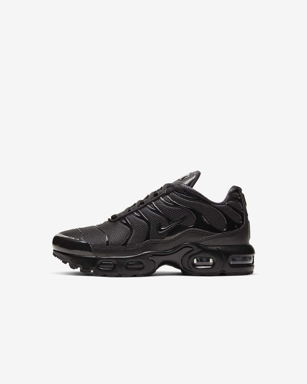 chaussure nike enfant noir
