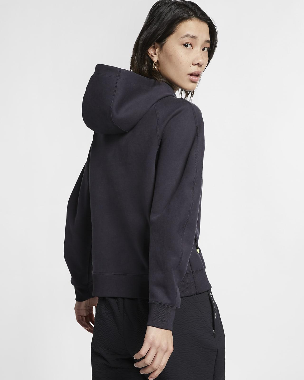 Nike Sportswear Tech Pack Women's Full-Zip Fleece Hoodie