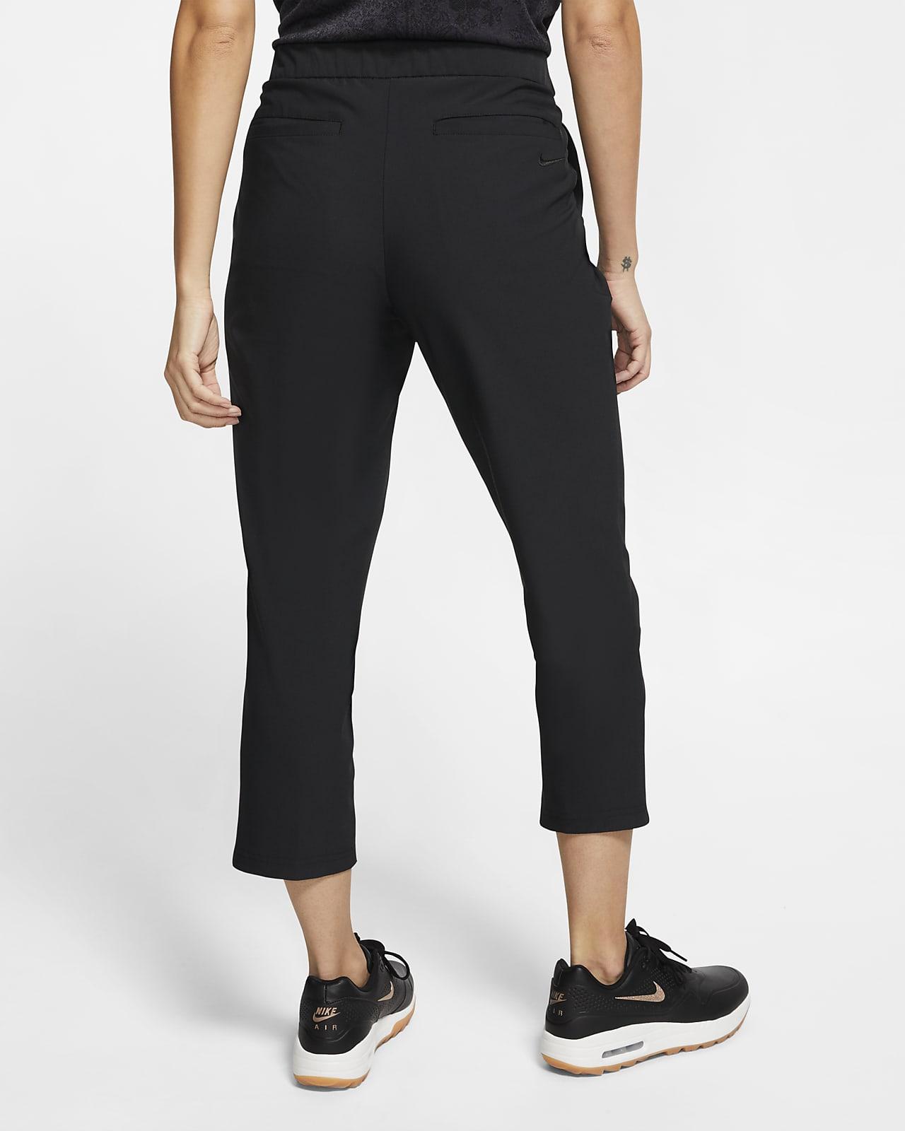 Pantalones De Golf De 3 4 Para Mujer Nike Flex Uv Victory Nike Com