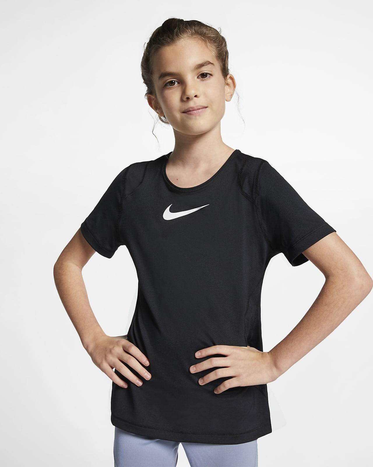 Nike Pro Big Kids' (Girls') Short