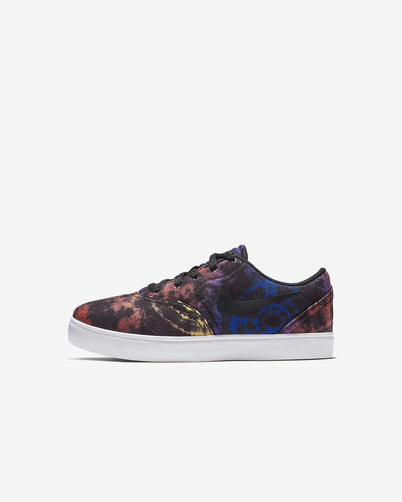 Nike SB Check Tie-Dye Little Kids' Shoe