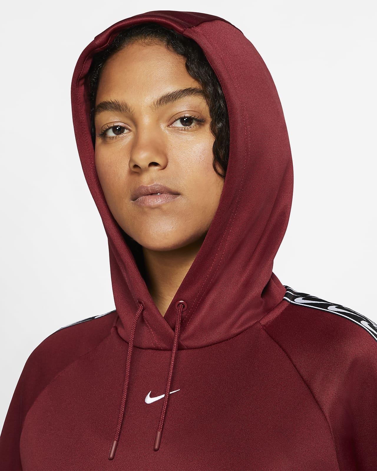 Nike Sportswear Damen Hoodie mit Logo. Nike DE