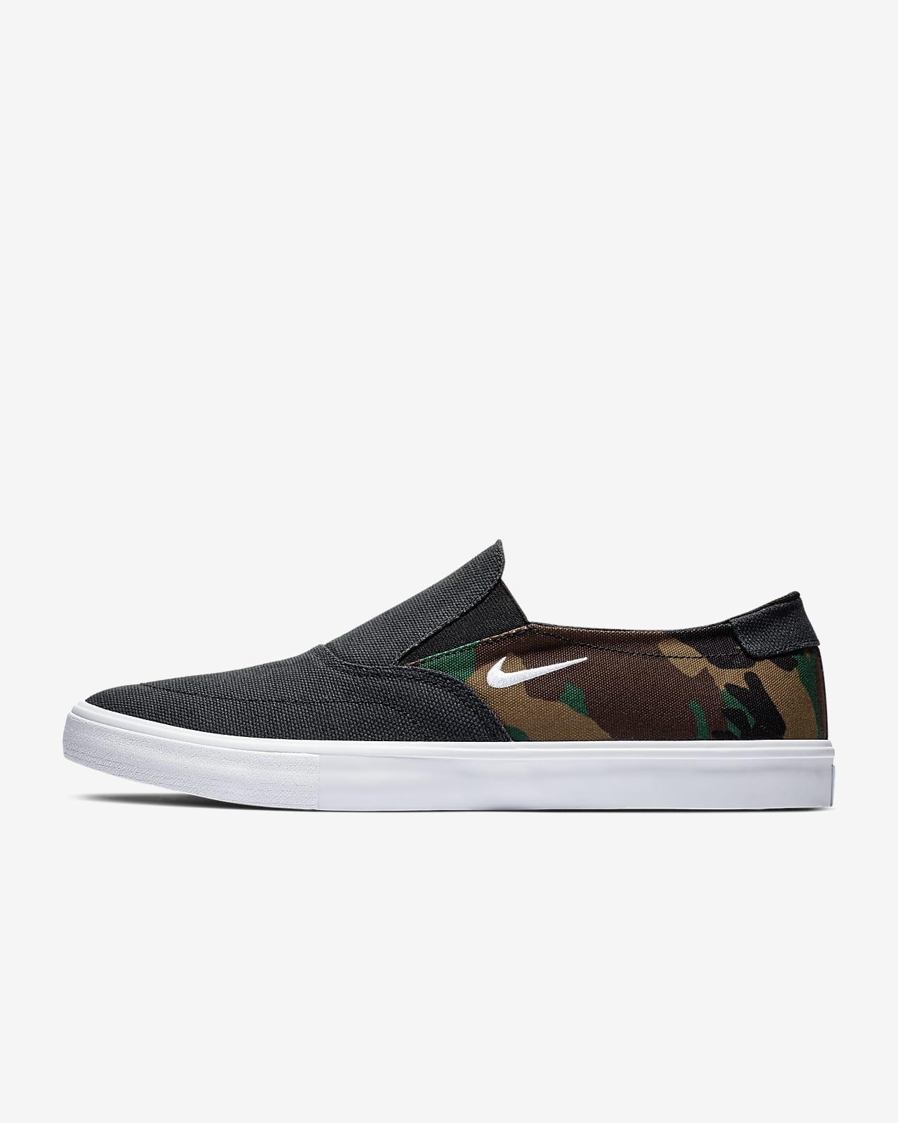 Calzado de skateboarding para hombre Nike SB Portmore 2 Solarsoft Slip